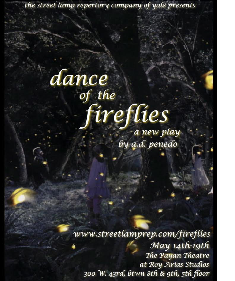 Dance of the Fireflies Poster